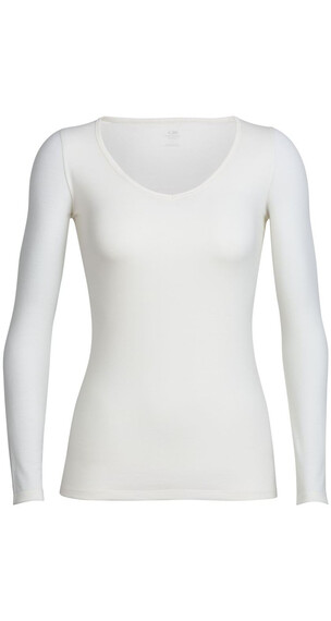 Icebreaker Siren Naiset alusvaatteet , valkoinen